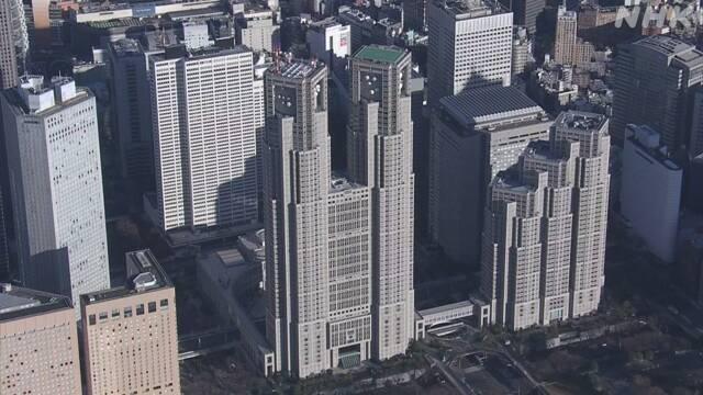 東京都「まん延防止等重点措置」時短要請は23区と6市で調整