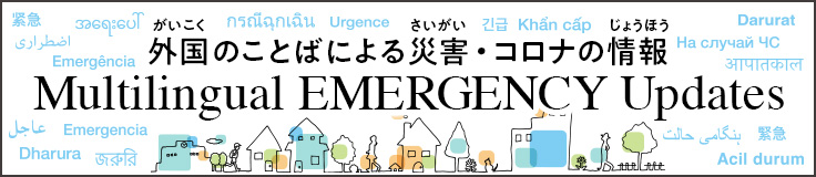 Multilingual Emergency Updates