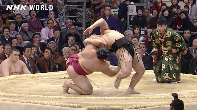 Tsutae-zori/Under arm forward body drop