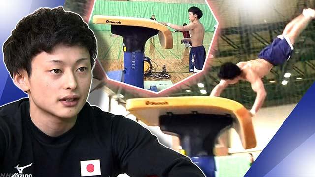 体操 日本選手の名前「ヨネクラ」が新しい技の名前になる