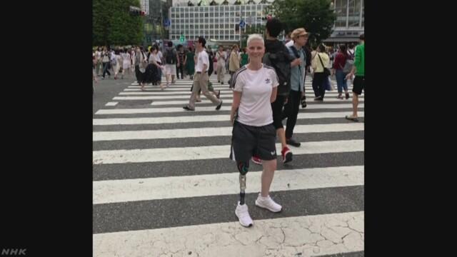 外国のパラリンピックの選手が東京に来て困ったこと