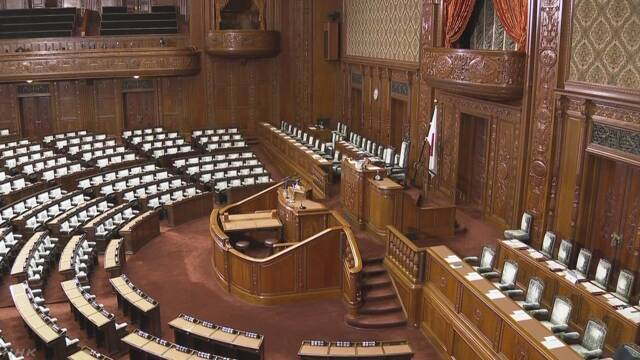 緊急事態宣言」可能にする法案 衆議院で審議入り | NHKニュース