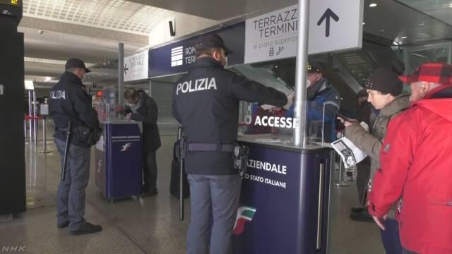 イタリア 全土で人の移動制限「お互いを感染者と思う状況に」 | NHK ...