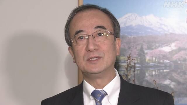 新潟県知事「東京への往来慎重に」   NHKニュース