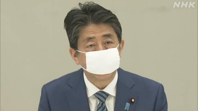 画像】ついに安倍首相がマスクをする「なんでガーゼマスク」「給食当番 ...