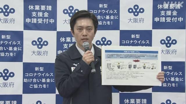 大阪 府 新型 コロナ 感染 者