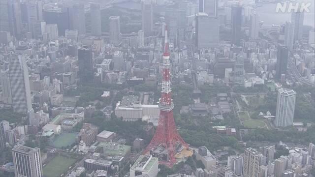東京 タワー コロナ