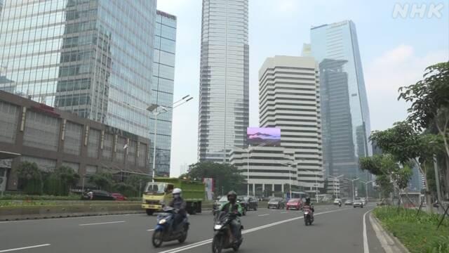 インドネシア コロナ