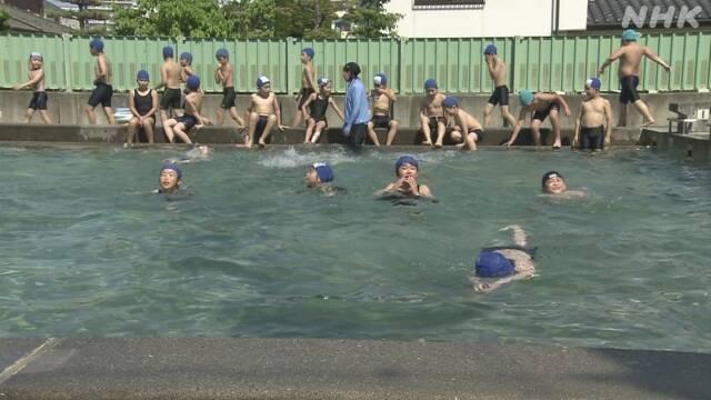コロナ プール 感染 リスク