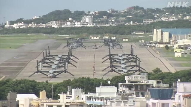 沖縄 米軍基地で新たに3人感染確認 米軍関係者の感染は141人に | NHK ...