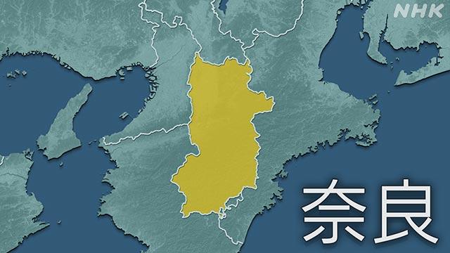 コロナ 者 感染 県 奈良