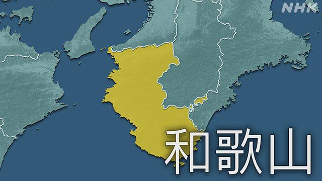 者 和歌山 県 感染