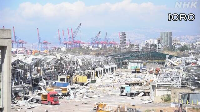 レバノン ベイルート 爆発で公衆衛生悪化 コロナ感染拡大懸念 | NHK ...