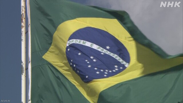 ブラジル 新型コロナ感染者300万人超 大統領は経済再開加速 | NHKニュース