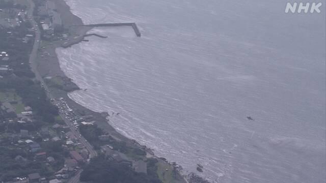 海水浴の男性死亡 千葉 館山 | 新型コロナウイルス | NHKニュース