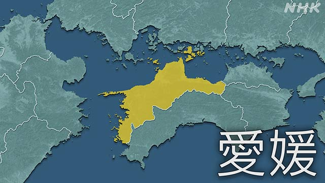 愛媛県 新型コロナ 新たに5人の感染確認 県内計107人に | NHKニュース