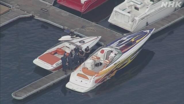 福島県  猪苗代湖で8歳の男児がボートのスクリューに巻き込まれて死亡  母親ら3人も重軽傷