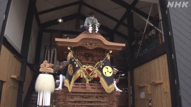祭り 岸和田 2020 中止 だんじり 岸和田だんじり祭〈九月祭礼〉