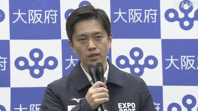 吉村知事「一人ひとりの感染症対策の強化を」