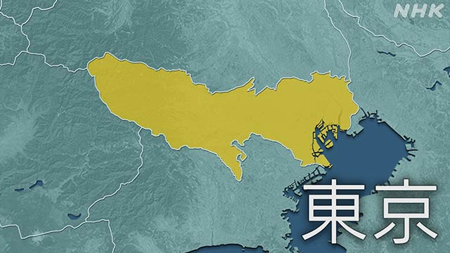 東京 新型コロナ 352人感染確認 火曜日では2番目の多さ