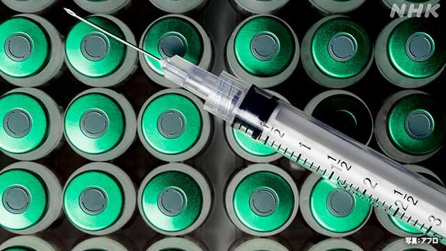 ワクチン 順番 コロナ