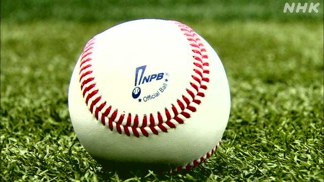 """プロ野球 """"延長10回打ち切り""""などコロナ特例 今季も継続へ"""