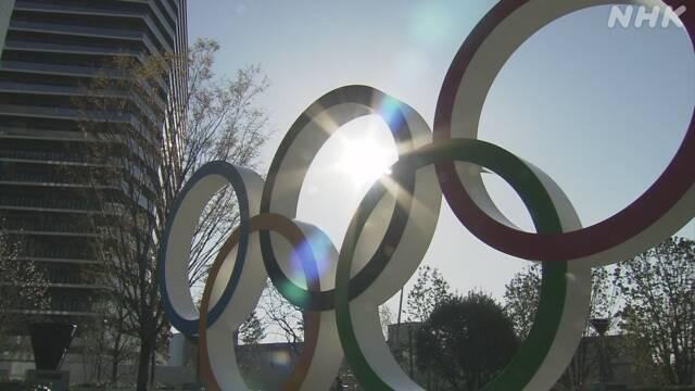 オリンピックまで半年 開催懸念する見方が選手たちに影響も