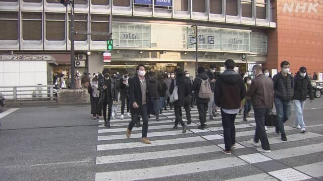 コロナ nhk 東京