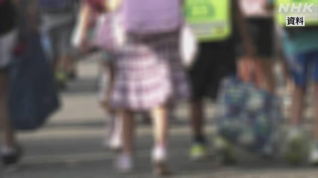 """子どもの15%以上 """"うつ症状"""" 新型コロナによる心の影響調査"""