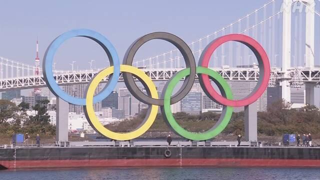 東京五輪 開幕まで3か月 感染拡大の中機運醸成が課題に