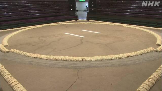 大相撲 夏場所 宣言延長も予定どおり4日目から観客入れて開催