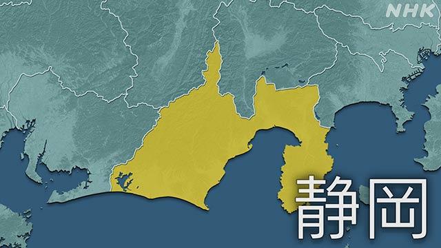 静岡 県 コロナ 感染 者 数