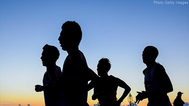 ことし10月予定の東京マラソン 一般ランナーは国内に限定