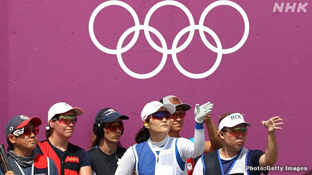 オリンピック 射撃 世界ランク1位不在の戦い