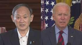 日米電話首脳会談 五輪成功の祝意を示す パラも安全・安心に
