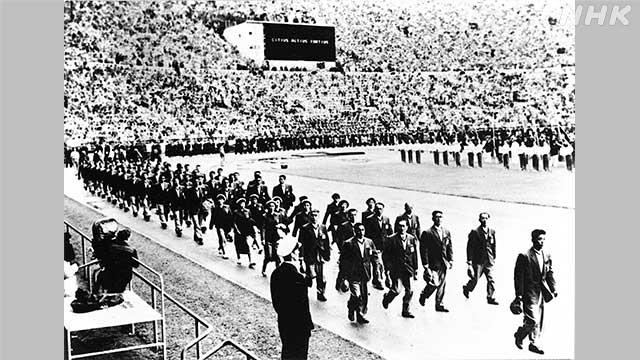 オリンピック ヘルシンキ 1940年東京オリンピック