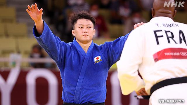 オリンピック柔道 最重量級の復権託された原沢久喜の軌跡
