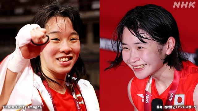 オリンピック ボクシング女子 歴史の扉を開いた2人