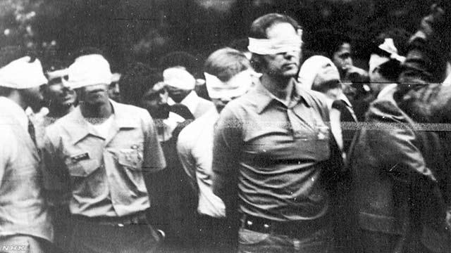 大使 占拠 事件 館 アメリカ イランアメリカ大使館人質事件とは