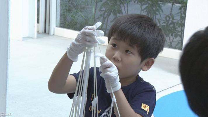 ビニール傘の新しい使い方を提案