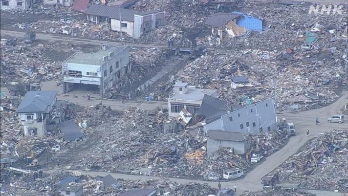 東日本大震災10年 ~伝えませんか あのときのこと~