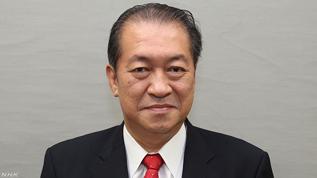 鳩山元総務相