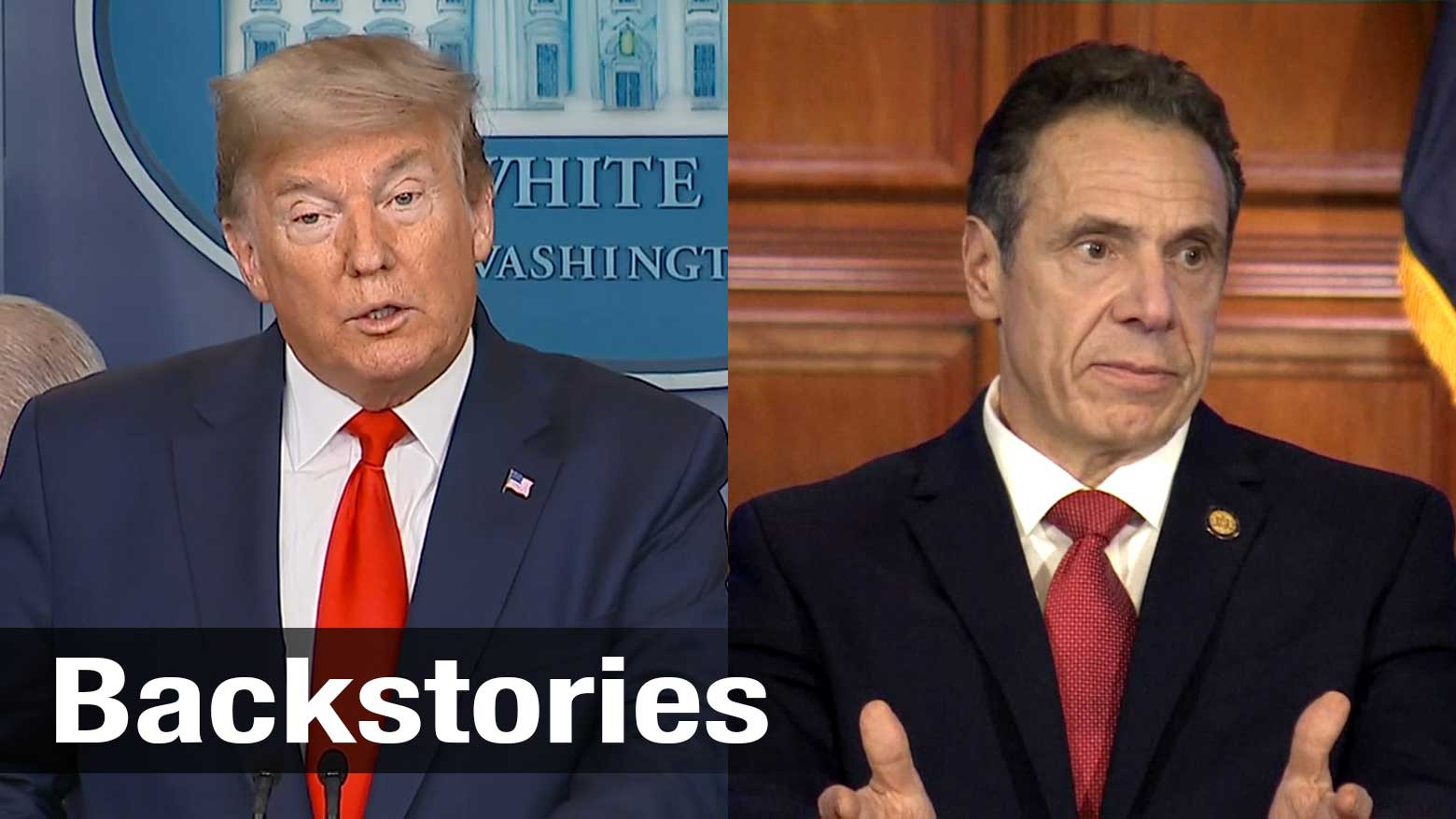 Trump and Cuomo display different ways to lead during coronavirus pandemic