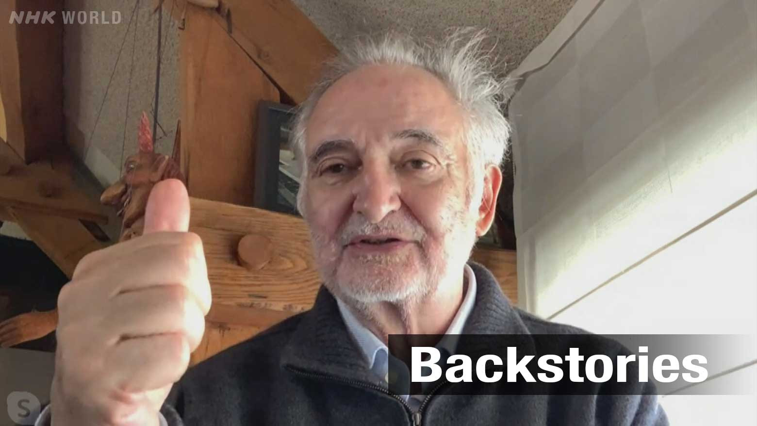 """Positivism needed to overcome coronavirus"": an interview with Jacques Attali"