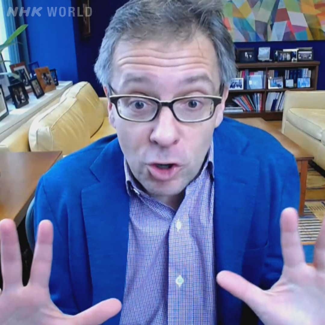 """We have to maintain our humanity"": an interview with Ian Bremmer"