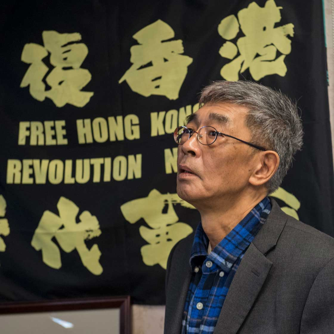 Taiwan welcomes bookseller who fled Hong Kong