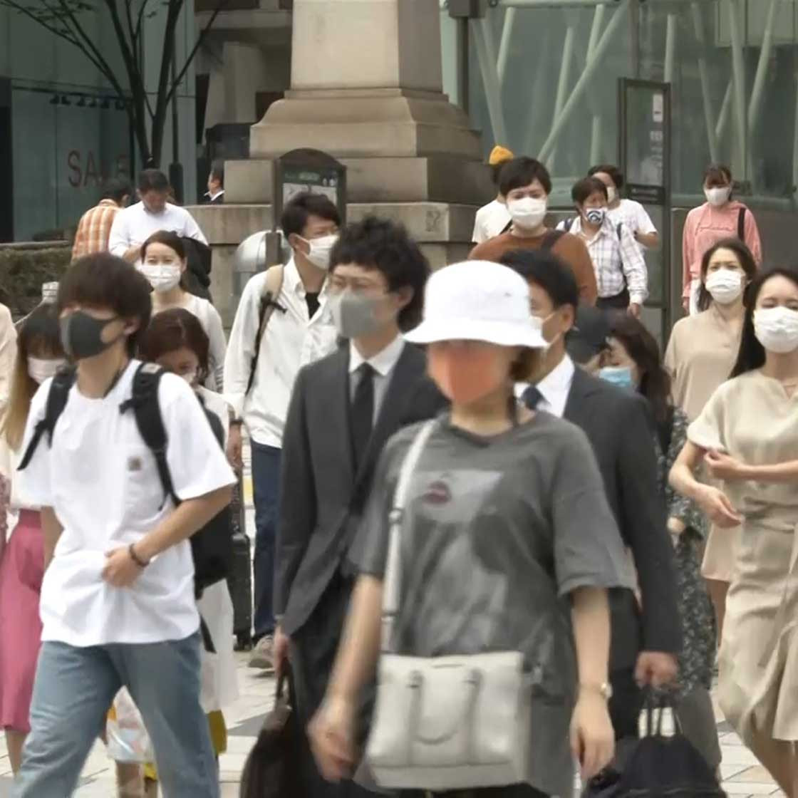 Expert calls for caution as Japan relaxes restrictions