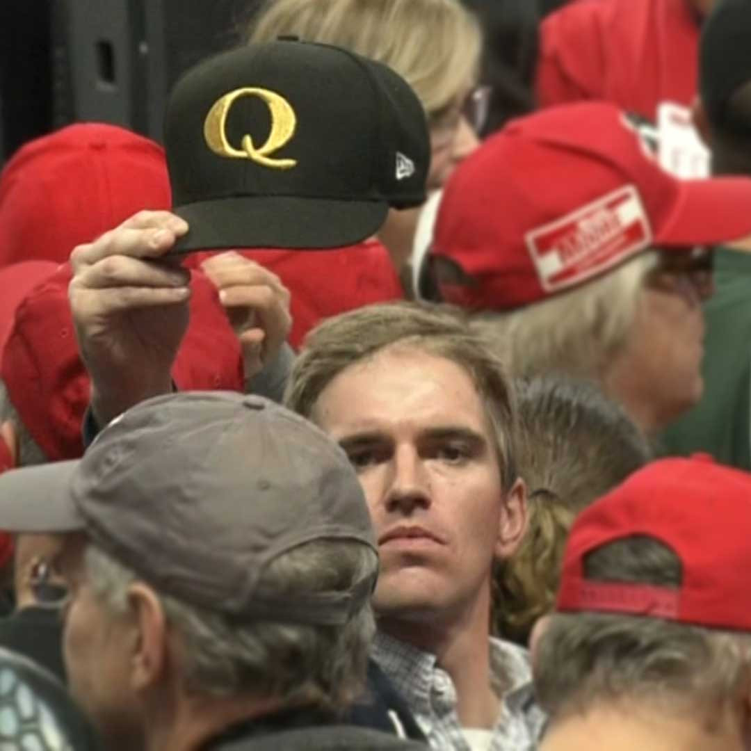 """QAnon"" conspiracy theory takes hold in the United States"