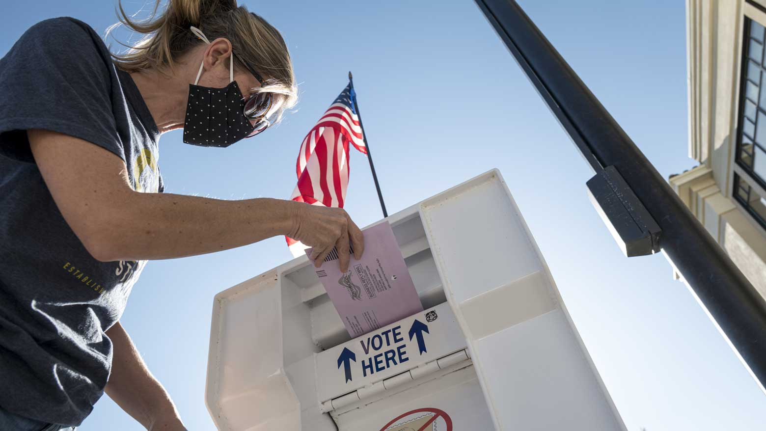 Concerns about voting integrity in US