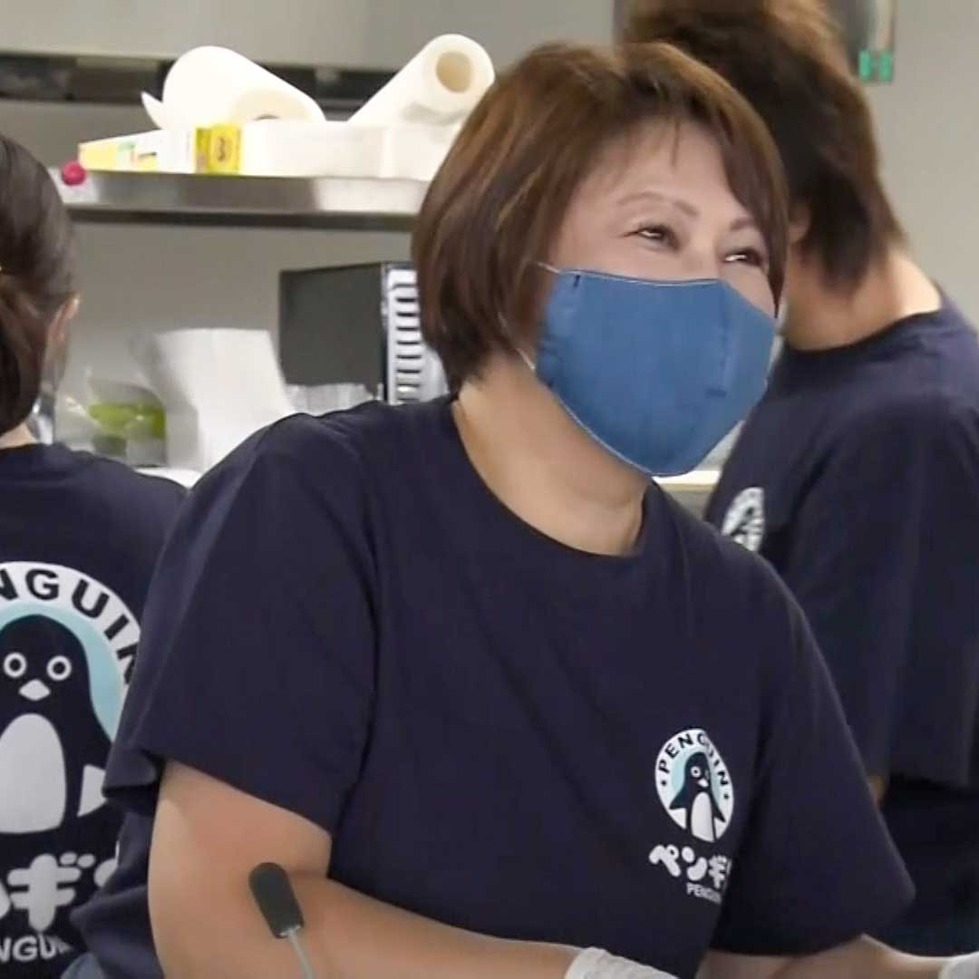Fukushima residents hope reopening of burger shop augurs return of good times